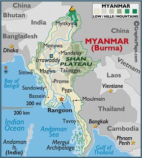 Casi 80 por ciento de los tres millones de trabajadores extranjeros en Tailandia proceden de Birmania. Crédito: Daniel Julie/CC BY 2.0