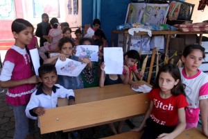El futuro de la infancia de Gaza bajo fuego