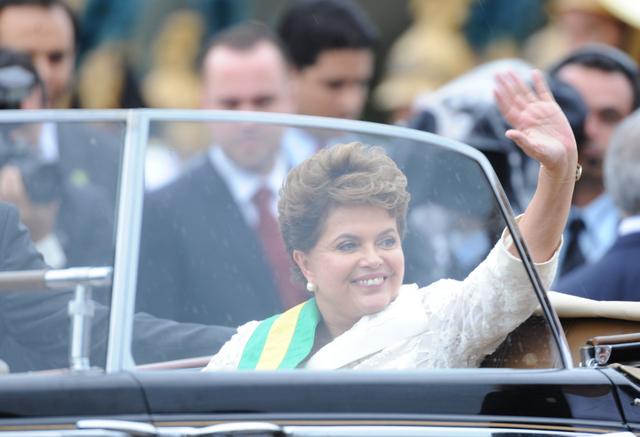 Dilma Rousseff deberá enfrentar en su segundo mandato un escenario mucho menos positivo del que tenía cuando tomó posesión de la Presidencia de Brasil, el 1 de enero de 2011. Crédito: Fabio Rodrigues Pozzebom/Agência Brasil