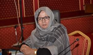 Directora general de Asuntos Culturales, Sociales y de Familia de OCI, Mehla Ahmed Talebna. Crédito: Cortesía OCI.