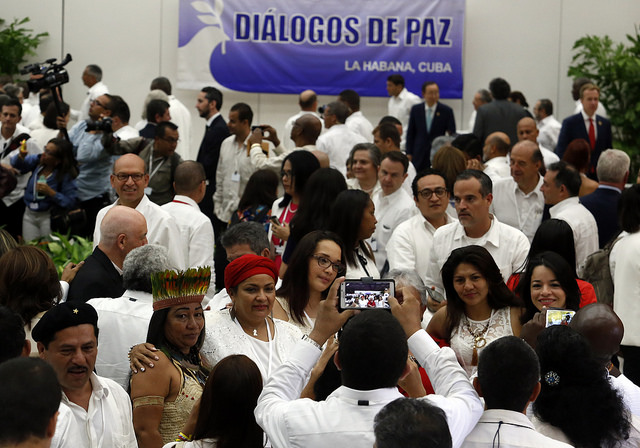 Colombia incorpora enfoque de género para paz estable y duradera