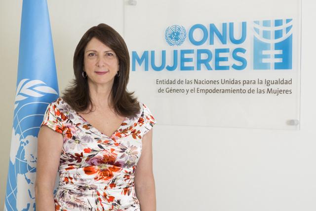 Luiza Carvalho, directora regional para América Latina y el Caribe de ONU Mujeres. Crédito: ONU Mujeres LAC