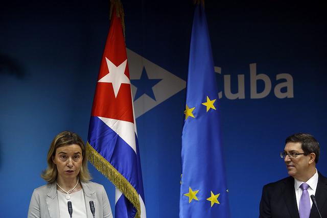 Cuba y la Unión Europea sellan una relación a largo plazo