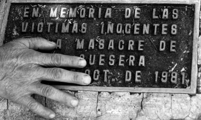 La Quesera, en El Salvador. Crédito: Félix Meléndez/Pie de Página