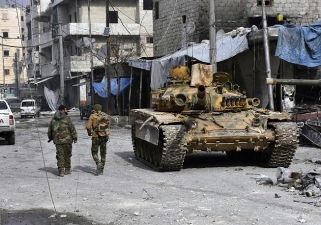 El conflicto en Siria no tiene final a la vista. Crédito: UN Photo.