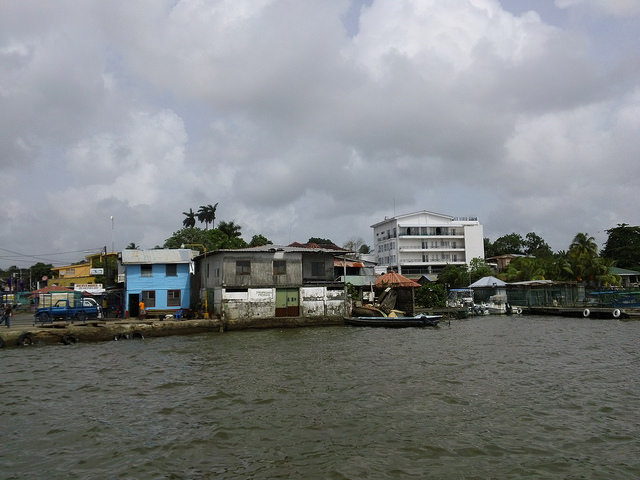El Caribe Sur de Nicaragua se entrena contra el cambio climático