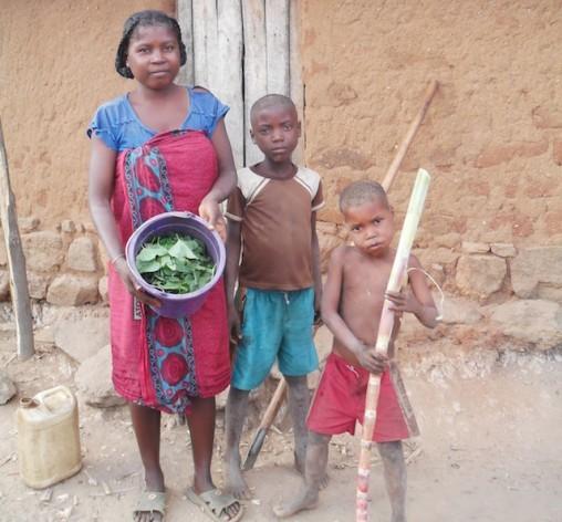 La sequía es responsable de 26 por ciento de las personas afectadas por desastres relacionados con el clima en Kenia. Millones de sus habitantes subsisten gracias a las frutas y verduras silvestres que pueden recolectar por sus propios medios. Crédito: Miriam Gathigah / IPS