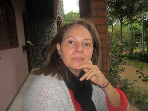 """""""Llevaré buenas ideas de la visita a Vitoria"""" y alrededores, dijo Rosa Cascante, directora de Programas de Equidad del Ministerio de Educación de Costa Rica, una de las especialistas invitadas por la FAO a visitar esta experiencia modélica brasileña. Crédito: Mario Osava/IPS"""