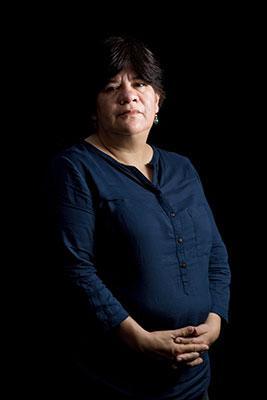 María de la Luz Estrada, directora de Católicas por el Derecho a Decidir. Crédito: Dzilam Méndez/ONU Mujeres