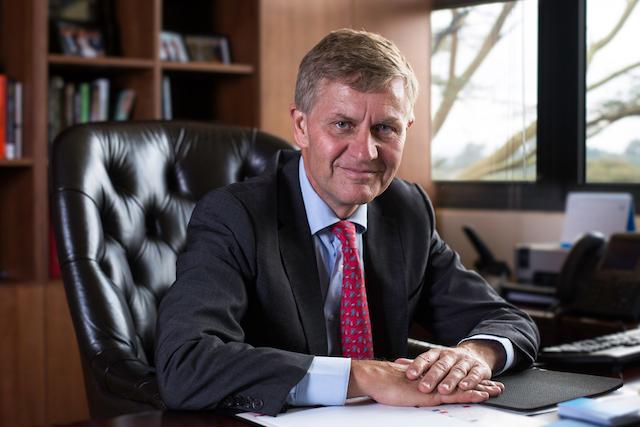 Director ejecutivo de ONU Medio Ambiente, Erik Solheim. Crédito: ONU Medio Ambiente.
