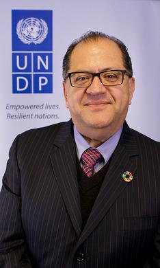 Luis Felipe López-Calva, director regional del PNUD. Crédito: PNUD