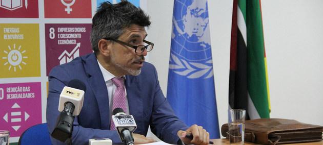 Víctor Madrigal-Borloz, el experto Independiente sobre la protección contra la violencia y la discriminación por motivos de orientación sexual o identidad de género. Crédito: ONU