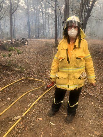 Con incendios forestales desde septiembre de 2019 difíciles de extinguir, aumenta la presión para que Australia tome medidas tendientes a reducir las emisiones de gases de efecto invernadero. Crédito: Cortesía.