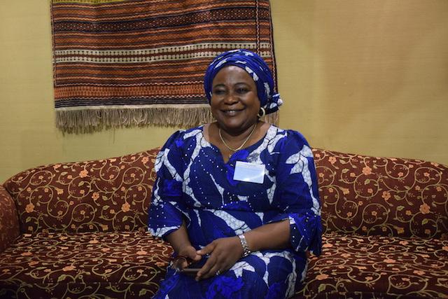 Oludoun Mary Omolara, viceministra de Educación de Nigeria, quien representó a su país en la III Cumbre Internacional sobre Educación Equilibrada e Inclusiva de Yibuti, que promueve medidas a favor del área en los países del Sur Global. Crédito: Stella Paul / IPS