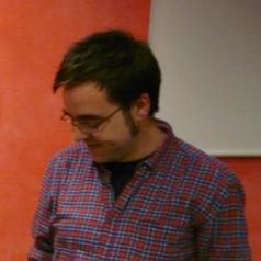 El autor, Pablo Santoro