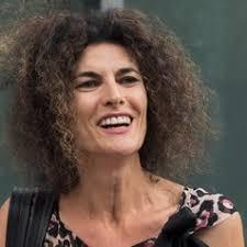 La autora, Cristina Mateo Rebollo