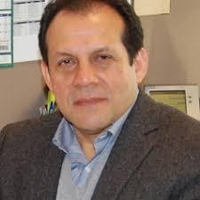 El autor, René Antonio Hernández Calderón