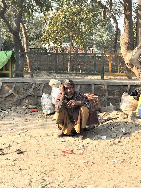 Un análisis del Banco Mundial predice que 12 millones más de indios se sumirán en la pobreza extrema en 2020 como resultado dela covid-19. Foto: Neeta Lal / IPS