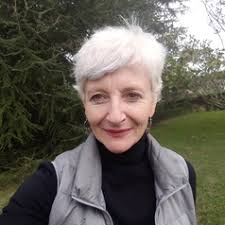La autora, Covadonga Meseguer Yebra
