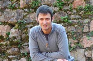 El autor, Agustín Arrieta Urtizberea
