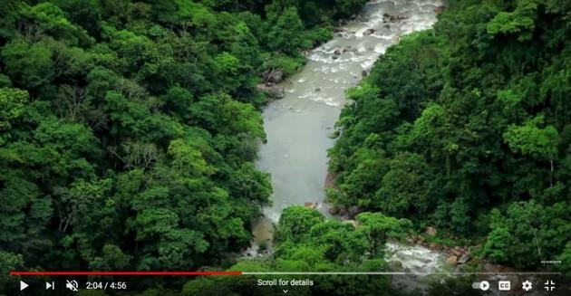 El Proyecto Hidroeléctrico Puebla 1 desviaría el río Ajajalpan, en el central estado mexicano de Puebla, y perjudicaría la principal fuente de agua de tres municipios de la sierra norte de esa región mexicana. Foto: IPS/Fundar
