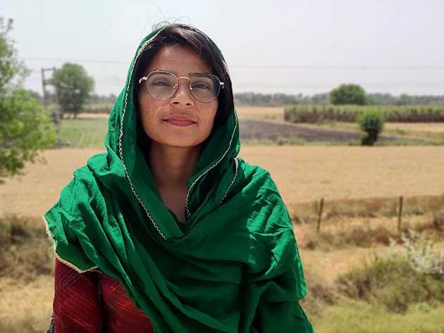 La activista dalit Nodeep Kaur. Foto: Sania Farooqui / IPS