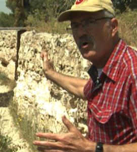 El veterano de guerra israelí Yaki Chetz recuerda bien la guerra de 1967. Crédito: Pierre Klochendler/IPS