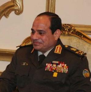 El nuevo hombre fuerte de Egipto, Gen. Abdel Fatah Al-Sissi. Crédito: Departamento de Estado de Estados Unidos/dominio público