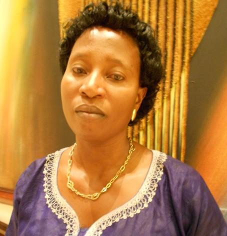 La parlamentaria ruandesa Veneranda Nyirahirwa dijo que las mujeres de su país luchan por la representación política. En la cámara baja, ellas ocupan 51 de 80 escaños. Crédito: Fabíola Ortiz/IPS.