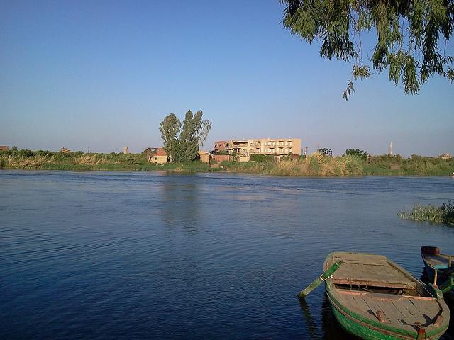 El río Nilo en Egipto. En Egipto, la privatización del agua y su desvío hacia la población rica fue uno de los principales factores de la Primavera Árabe. Crédito: Khaled Moussa al-Omrani/IPS.