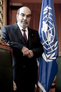 José Graziano da Silva. Crédito: Cortesía de la FAO