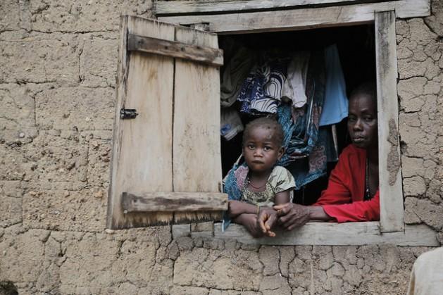 En la ciudad de Gueckedou, el epicentro del brote de ébola en Guinea. Crédito: ©afreecom/Idrissa Soumaré