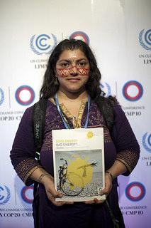 Dipti Bhatnagar, en la COP 20 de Limacoordinadora