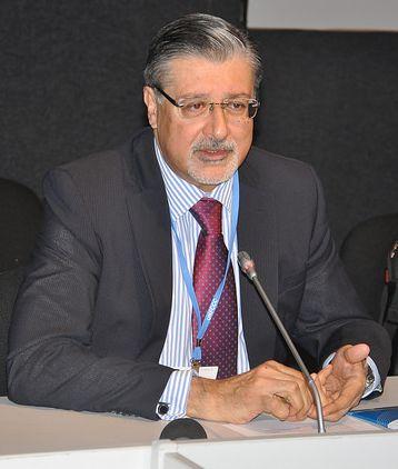Director general de la Agencia Internacional de Energía Renovable (Irena), Adnan Z. Amin. Crédito: Desmond Brown/IPS