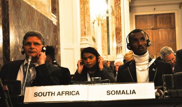 Delegados en la Conferencia sobre el Impacto Humanitario de las Armas Nucleares. Crédito: Ippnw Deutschland/cc by 2.0