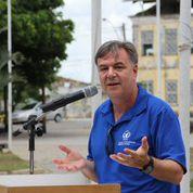 Daniel Balaban, director del Centro de Excelencia contra el Hambre. Crédito: Carolina Montenegro/PMA