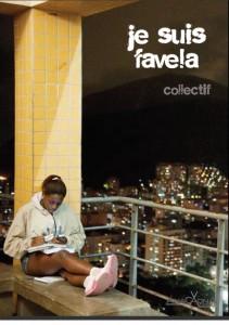 """Tapa del libro """"Je suis favela""""."""