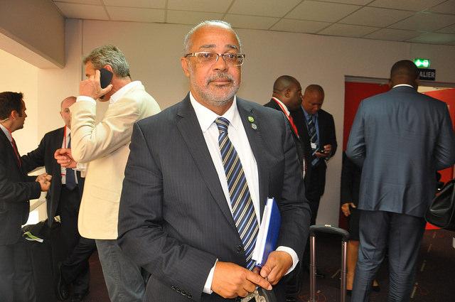 El director general de la UMCO, Didicus Jules. Crédito: Desmond Brown/IPS