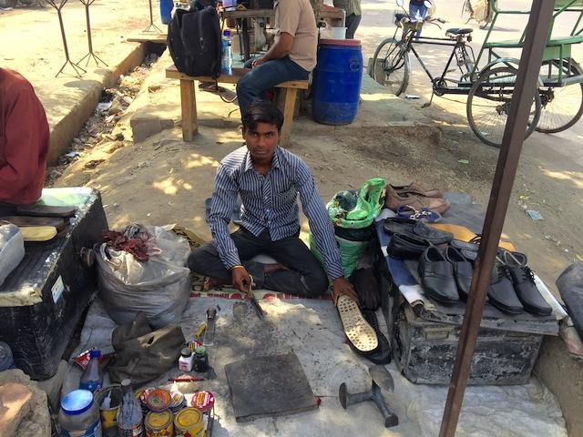Los dalits han estado históricamente condenados a realizar las tareas más denigrantes. Crédito: Credit: Neeta Lal/IPS.