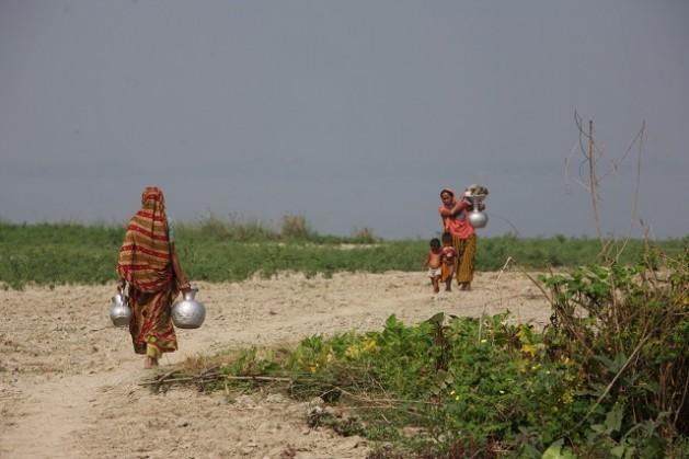 La persecución que padece el pueblo jumma en la zona de Chittagong Hills, en la región fronteriza entre India y Birmania, recibe poca atención internacional. Crédito: Sujan Map/IPS