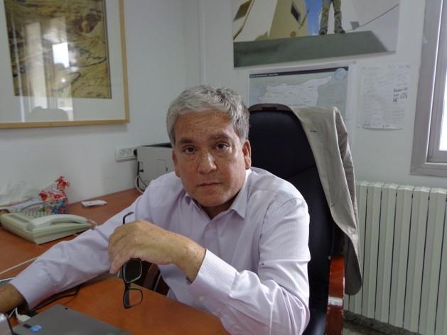 """El portavoz de la UNRWA, Chris Gunness, advierte que, salvo que se intervenga para aliviar la crisis financiera que padece la agencia de la ONU, """"serán los refugiados inocentes los que volverán a sufrir"""". Crédito: Mel Frykberg/IPS"""