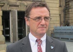 David Fleming, director de los Museos Nacionales de Liverpool, que incluyen al Museo Internacional sobre la Esclavitud. Crédito: Museos Nacionales de Liverpool