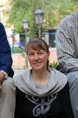 Liliane Spendeler, la autora del artículo. Crédito: Amigos de la Tierra