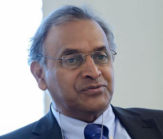 Jayantha Dhanapala, ex secretario general de la ONU para Asuntos de Desarme