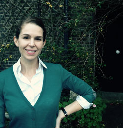 Joanna Baker, investigadora de asuntos de violencia y condiciones de reclusión.
