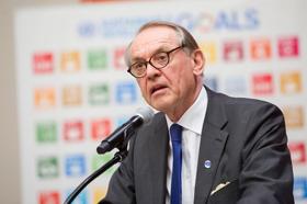 Vice secretario general de la ONU, Jan Eliasson. Crédito: ONU