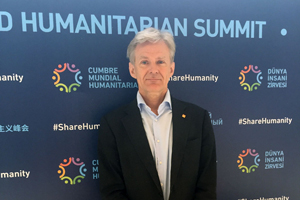 Jan Egeland, secretario general del Consejo Noruego para Refugiados. Crédito: ONU.