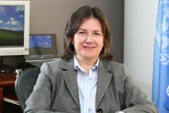 Jessica Faieta, directora del PNUD para América Latina y el Caribe