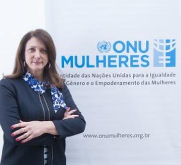 La directora regional de ONU Mujeres para las Américas y el Caribe, Luiza Carvalho: Crédito: ONU Mujeres LAC