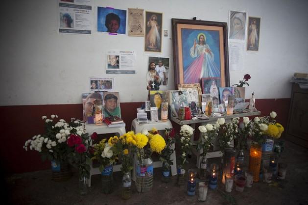 Familiares mantienen vivo el recuerdo de los jóvenes desaparecidos en el estado de Veracruz, en México: Crédito: Mónica González/Pie de Página